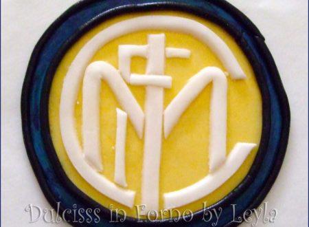 Tutorial stemma calcio in pdz o pasta di zucchero: l'inter