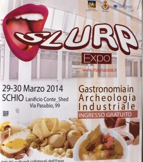 Slurp Expo' e la mia demo di cake design