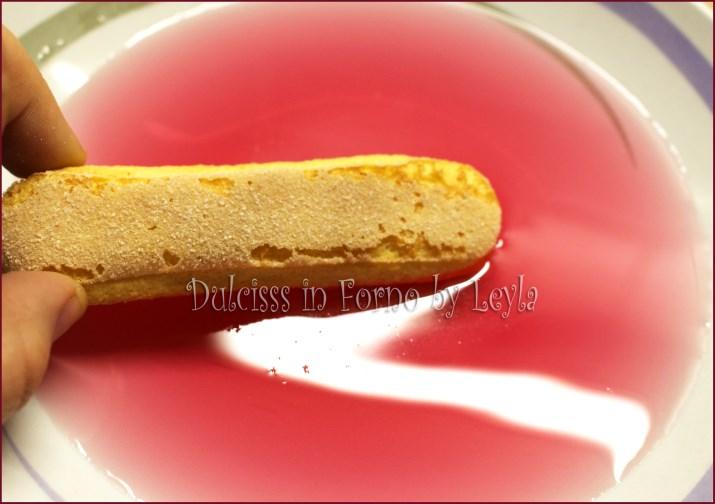 Zuppa inglese con crema alla vaniglia e al cioccolato