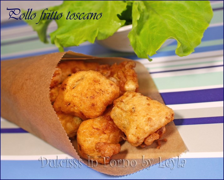 Pollo fritto toscano di Alessandro Borghese