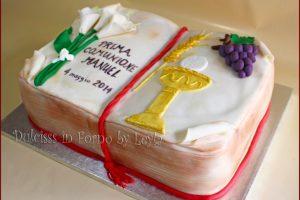 Tutorial torta libro aperto in pasta di zucchero o pdz