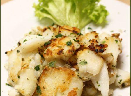Filetto di halibut in padella al prezzemolo, ricetta semplice e poco calorica