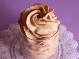 Camy cream alla nutella: crema al mascarpone e nutella senza uova Dulcisss in forno by Leyla