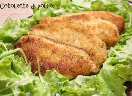 Cotoletta di pollo impanata: come farla perfetta