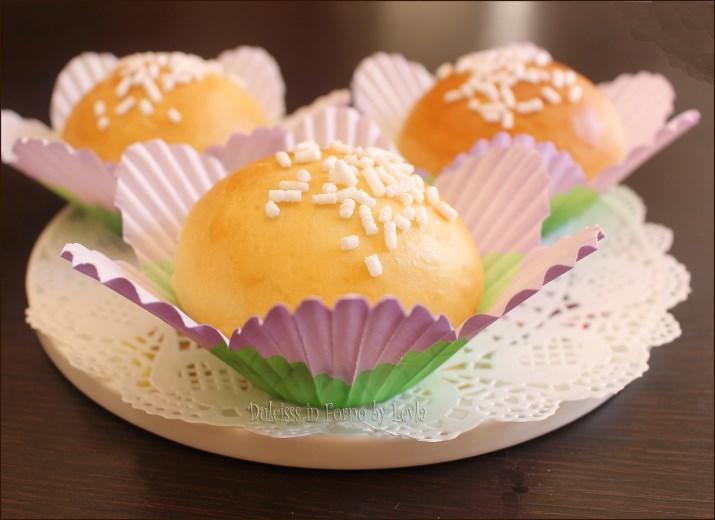 Panini alla nutella di pan brioche Dulcisss in forno by Leyla