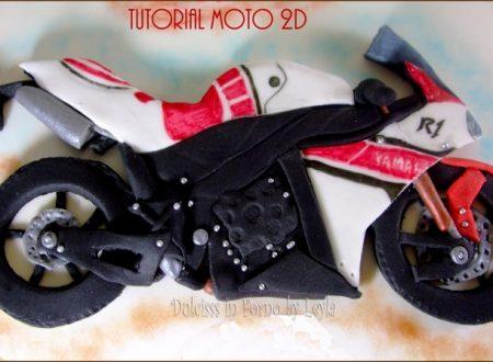 Tutorial Moto in pasta di zucchero o pdz