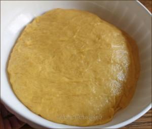 Buondi fatto in casa con lievito di birra Dulcisss in forno by Leyla