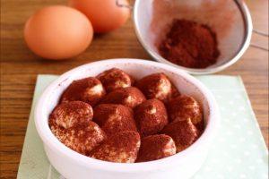 Crema Tiramisu di Luca Montersino con uova pastorizzate