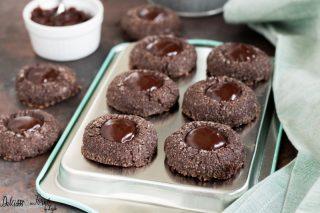 I biscotti al cioccolato più buoni del mondo biscotti ripieni di cioccolato
