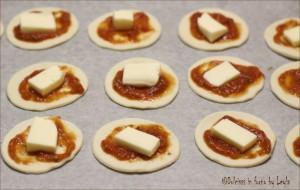 Pizzette di pasta sfoglia veloci e perfette Dulcisss in forno by Leyla