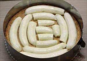 Torta con banane e cioccolato: la Milka Herzen Torte Dulcisss in forno by Leyla