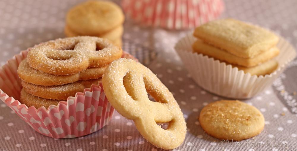 Ricetta Originale Dei Biscotti Al Burro.Biscotti Danesi Al Burro I Famosi Danish Butter Cookies