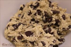 Cookies americani: la versione croccante con cioccolato Dulcisss in forno by Leyla