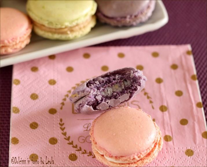 Macarons di Luca Montersino Dulcisss in forno by Leyla