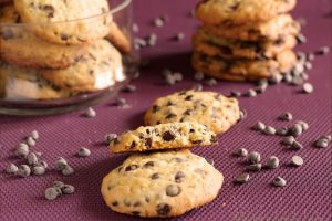 Cookies originali con cioccolato: i Chocolate Chip Cookies
