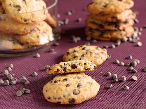 Cookies originali con cioccolato: i Chocolate Chip Cookies