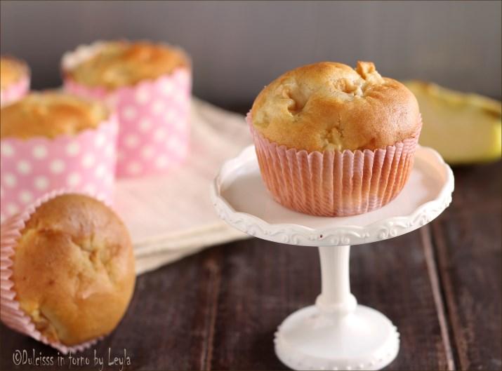 Eccezionale Muffin alle mele, per una colazione piena di energia PV06