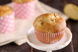 Muffin alle mele, per una colazione piena di energia