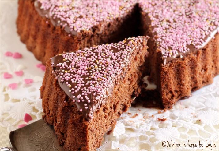 Cuore Di Nutella E Cioccolato Dulcisss In Forno