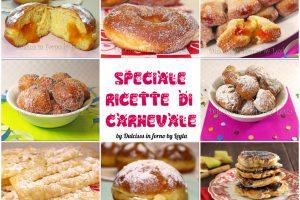 Ricette di Carnevale, dolci fritti e qualche idea…