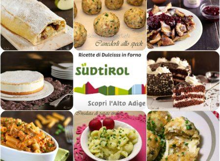 Ricette tirolesi e tedesche: raccolta di Dulcisss in forno