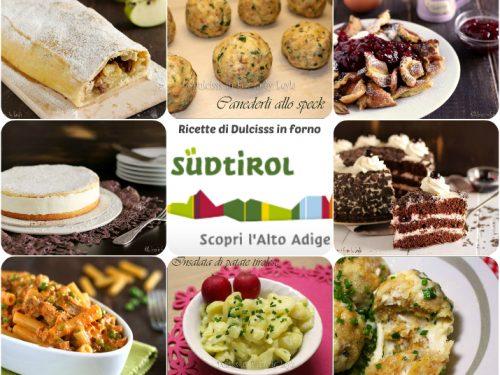 Piatti tipici tedeschi e del Trentino Alto Adige e i dolci tedeschi più famosi
