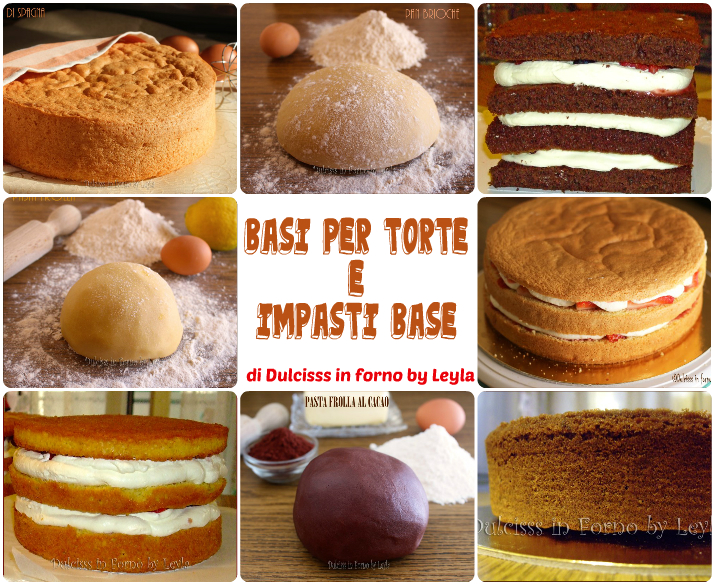 Ricette per torte ripiene