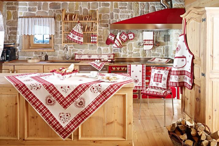 Ricette tirolesi e tedesche raccolta di dulcisss in forno - Disegni punto croce per tovaglie da tavola ...