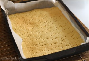 Crostatine al limone cremose o Lemon Bars Dulcisss in forno by Leyla