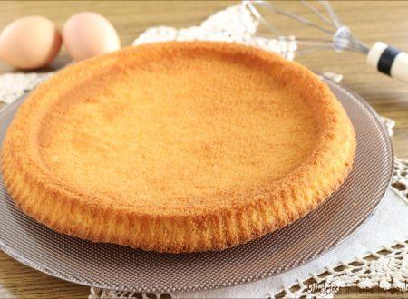 Base per crostata morbida alla frutta o cioccolato
