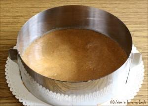 Cheesecake al cocco e cioccolato Dulcisss in forno by Leyla