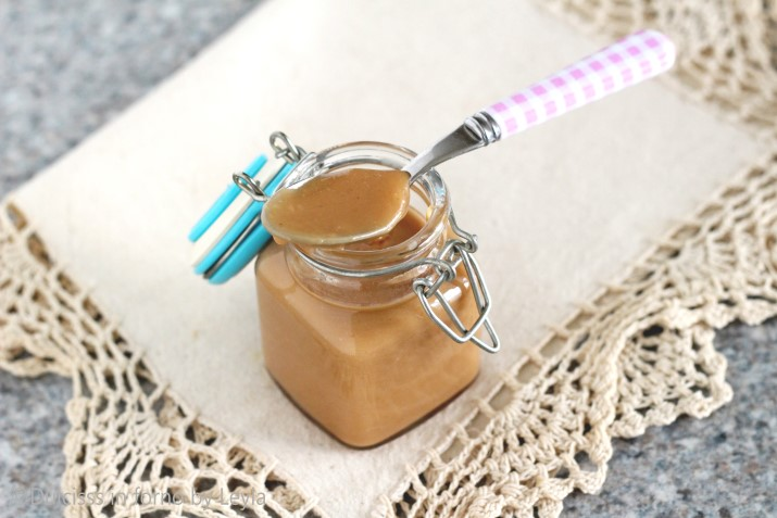 Caramello mou salsa al caramello salsa mou dulce de leche ricetta salsa al caramello mou ricetta base ricetta veloce come fare il caramello caramello homemade caramello fatto in casa Dulcisss in forno by Leyla