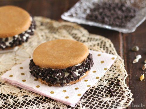 Biscotto gelato Cooky Snack homemade