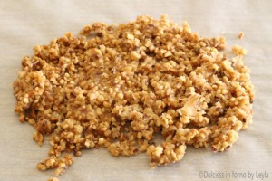 Semifreddo al croccantino Dulcisss in forno by Leyla