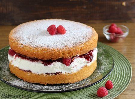Victoria Sponge Cake o Victoria Sandwich