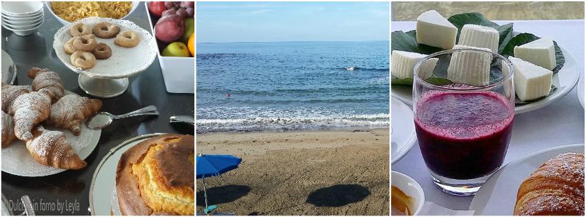 Il Cilento e la Dieta del Cilento - Blogtour AIFB Dulcisss in forno by Leyla