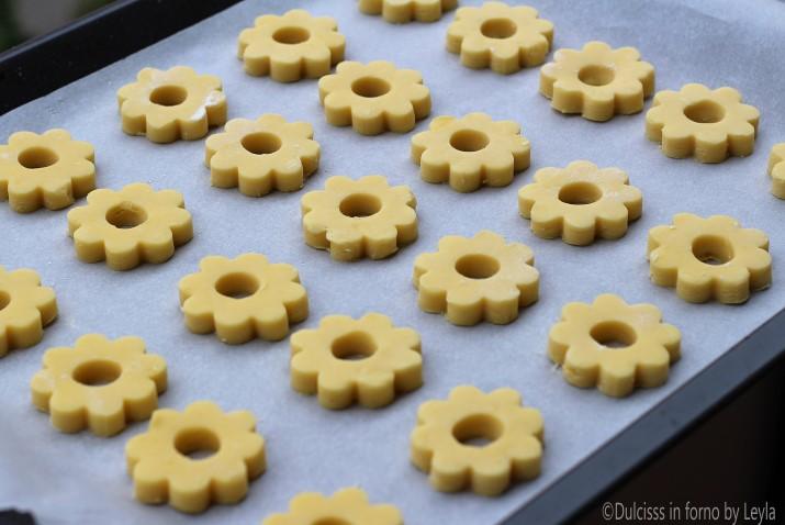 Canestrelli, la ricetta di Sonia Peronaci Dulcisss in forno by Leyla