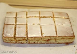 Tortine morbide al cocco e marmellata Dulcisss in forno