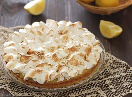 Lemon Meringue Pie di Ernst Knam – Crostata Meringata al limone