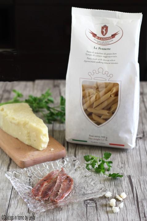 Pasta con la mollica Dulcisss in forno by Leyla