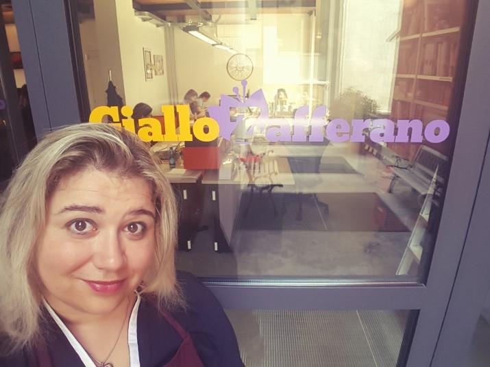 Openday 2016 a GialloZafferano per Dulcisss in forno