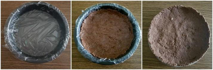 Torta con wafer e panna senza cottura e senza forno Dulcisss in forno by Leyla