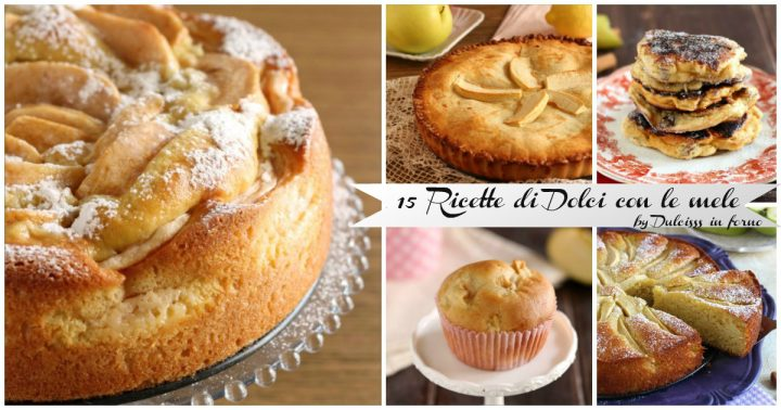 Ricette dolci speciali con foto ricette italiane for Ricette italiane dolci