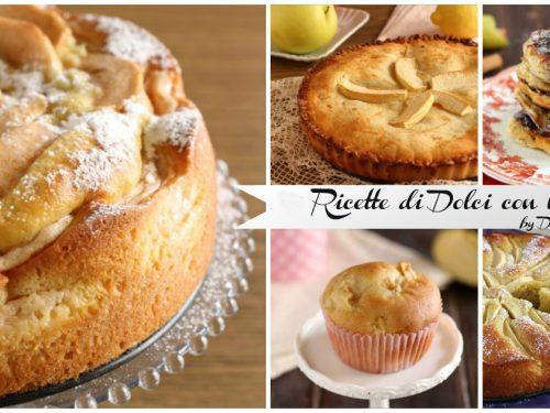 Dolci con le mele: tutte le ricette