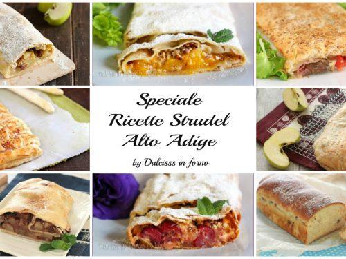 Ricette Strudel: le migliori ricette dolci e salate