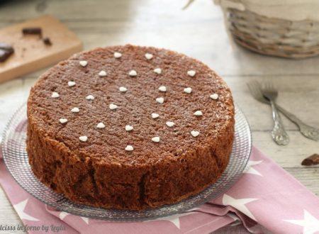 Torta al cioccolato più soffice del mondo, senza burro