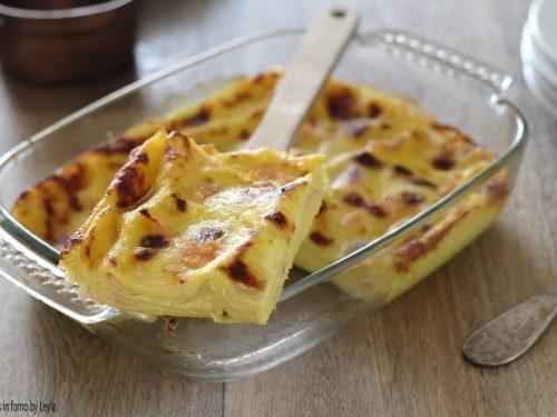Lasagne allo zafferano e salmone: delicate e speciali