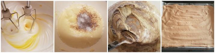 Rotolo con crema al cioccolato che si scioglie in bocca Dulcisss in forno by Leyla