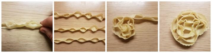 Cartellate pugliesi con il miele o Carteddate pugliesi Dulcisss in forno by Leyla