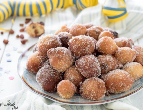 Frittole dolci: le frittelle veneziane di Carnevale